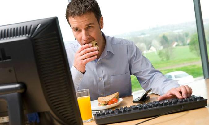 mindful eating para empresas